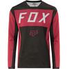 Fox Indicator Moth LS Jersey Men Red/Black